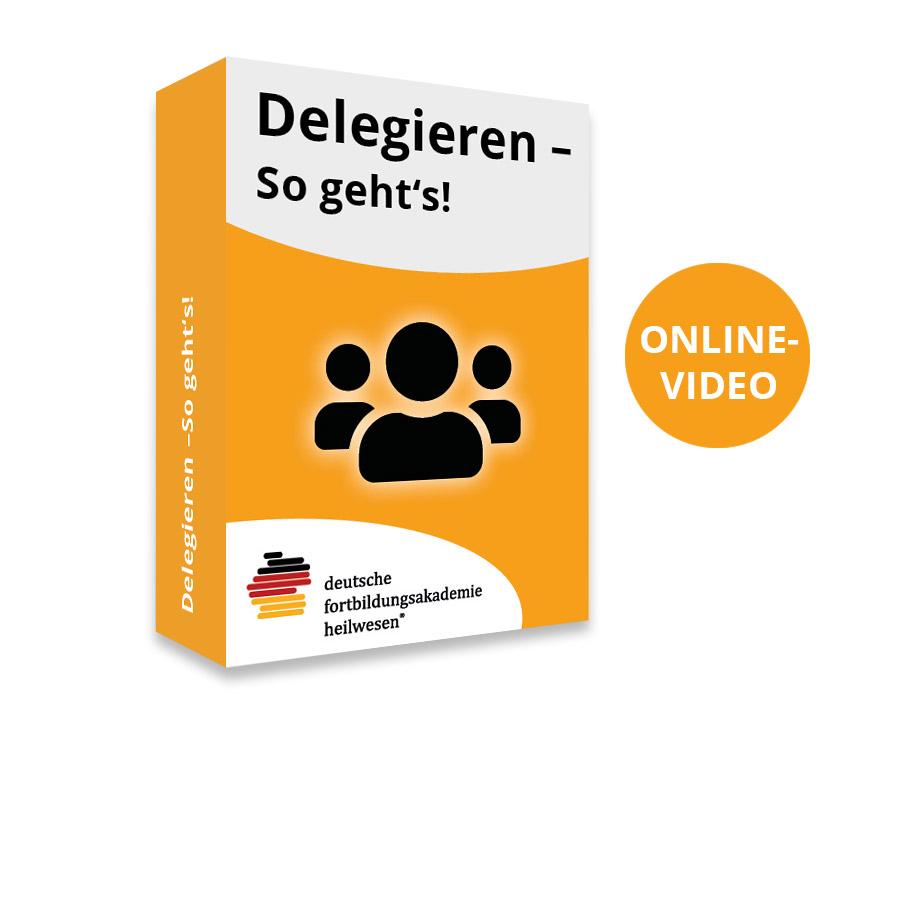 Richtig Delegieren – So geht's!