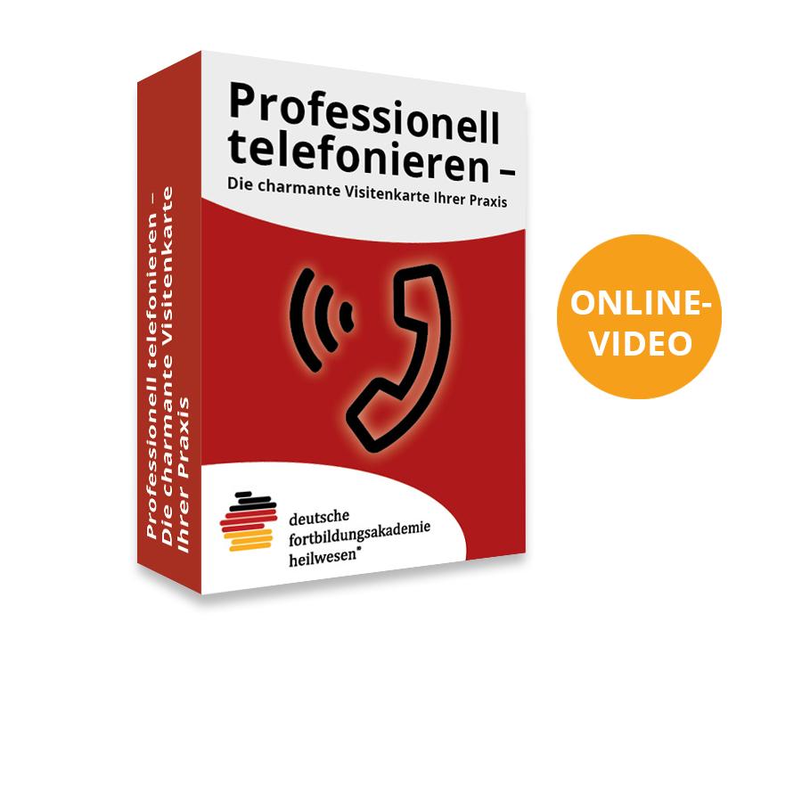 Professionell telefonieren – Die charmante Visitenkarte Ihrer Praxis