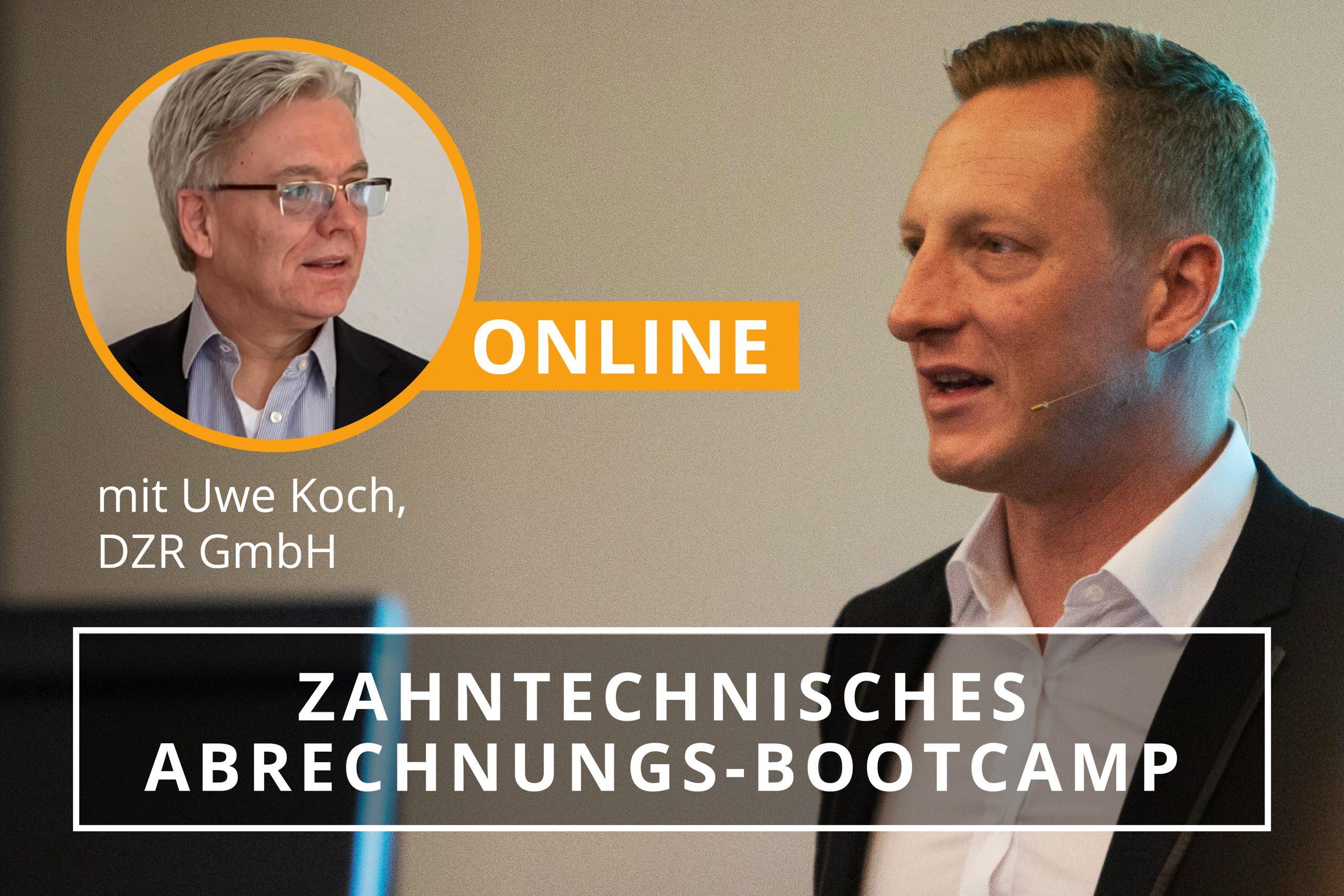 Zahntechnisches Abrechnungs-Bootcamp20.03.2021